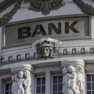 Banks are closing their branches